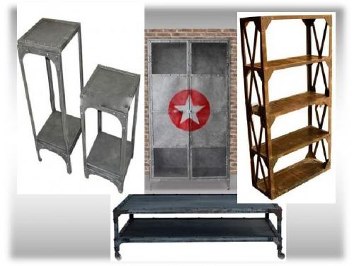 Muebles Estilo Industrial Vintage S1du Muebles Estilo Vintage E Industrial De Diseà O O Tradicional