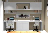Muebles Estudio Ffdn Proyectos Zona De Estudio Y Despacho formas
