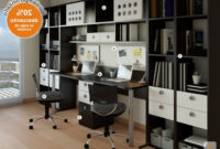 Muebles Estudio Irdz Mueble CÃ Digo W11 Estudio Oficina Escritorio Hogar Agioletto