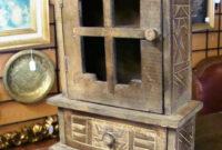 Muebles Etnicos Gdd0 Pequeà O Armario O Mueble En Madera Estilo Etnic Prar En