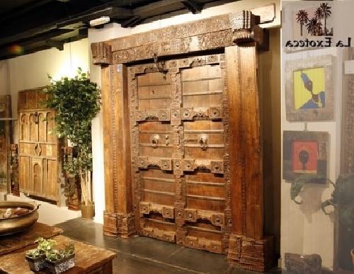 Muebles Etnicos Irdz Foto Mueble Etnico Barcelona De Mueble Colonial Barcelona La
