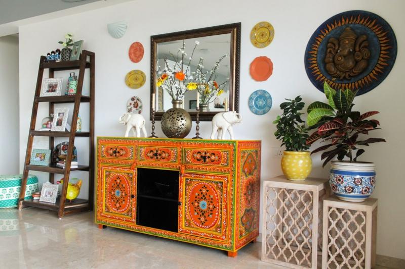 Muebles Etnicos S1du Decoracion Etnica Para Interiores Artesanà A Y Color