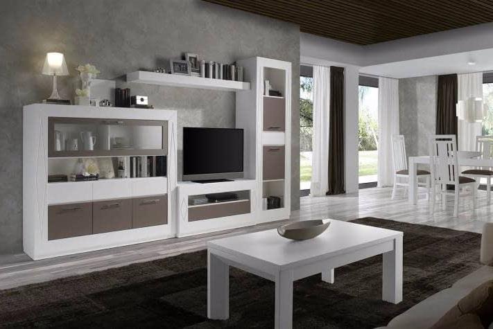 Muebles Gran Via Jxdu Mueble Salon Fuensalida Ancho 3 15 Madera Maciza Lacada Ercial