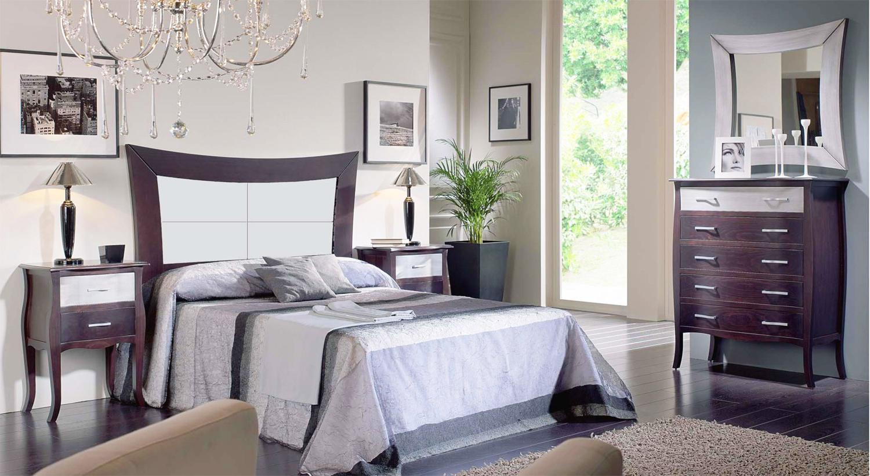 Muebles Habitacion 87dx Mobiliario Dormitorio Con Cabecero De Cama Madera