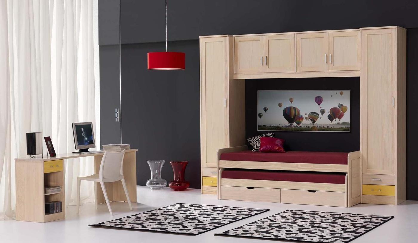 Muebles Habitacion Gdd0 Mà Dulo Puente Dormitorios Juvenil Online Muebles Online