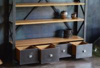 Muebles Hierro Y Madera 0gdr Muebles De Hierro Y Madera Estilo Industrial Que Mueble