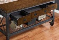 Muebles Hierro Y Madera Bqdd Whalen Furniture Mueble Hierro Y Madera soldar Weld