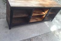 Muebles Hierro Y Madera J7do Muebles Hierro Y Madera Estilo Industrial 10 500 00
