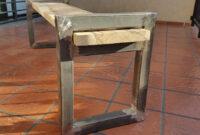 Muebles Hierro Y Madera Q5df Mueble Hierro Y Madera Banco Caà O Industrial Vintage