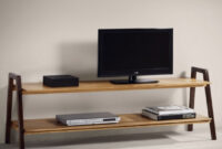 Muebles Hierro Y Madera Xtd6 Mueble Para Television En Hierro Y Madera Noble Medidas 160ax42fx58h