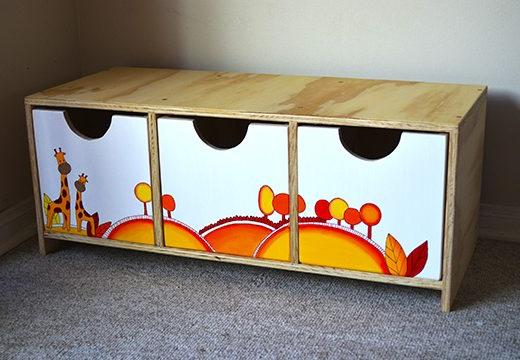 Muebles Infantiles 87dx Inicio
