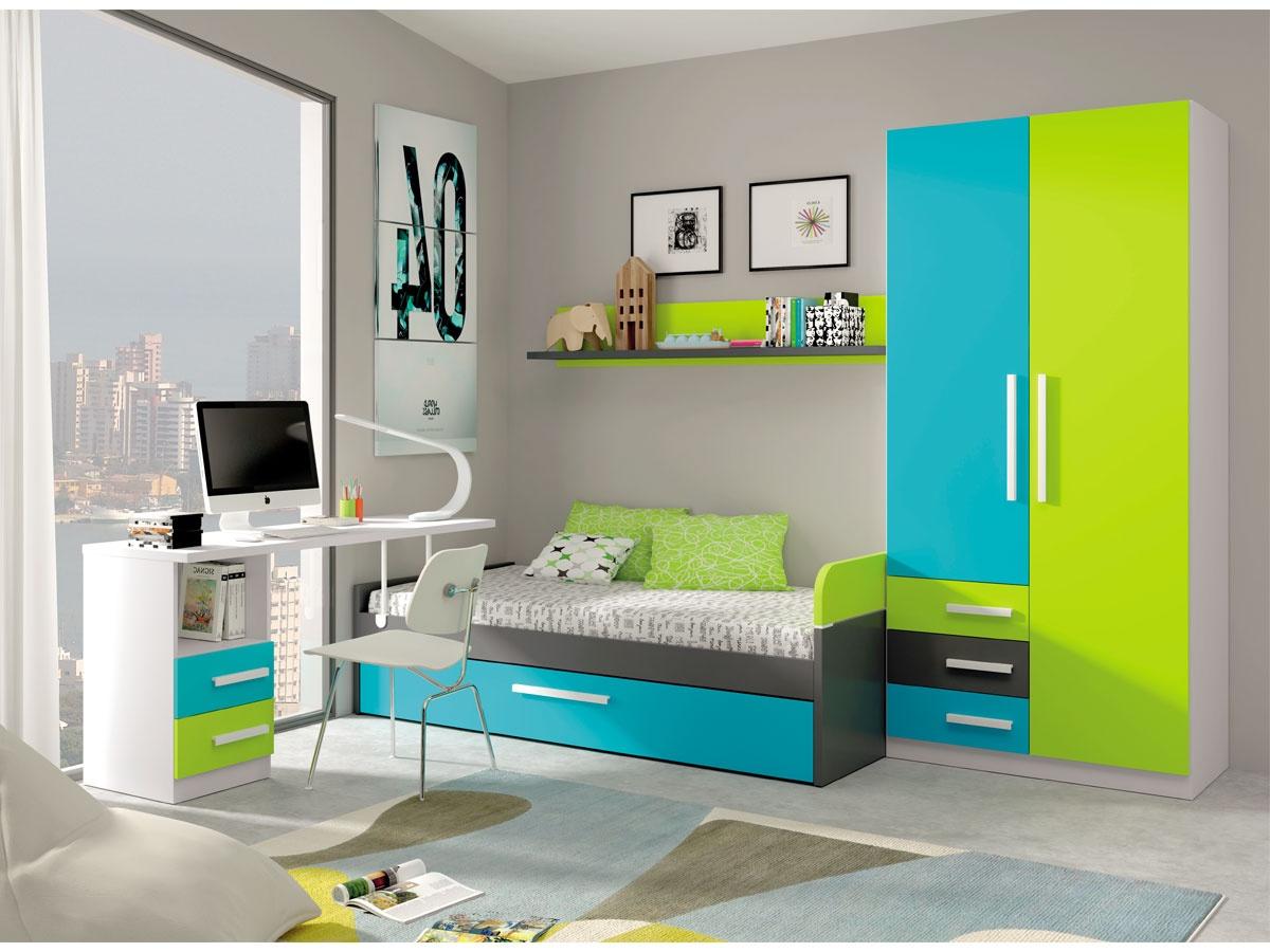 Muebles Infantiles Dormitorios T8dj Muebles De Dormitorio Infantil Habitacià N Juvenil Con Cama Nido