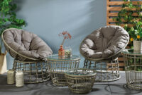 Muebles Jardin Bauhaus J7do Sillà N Para Terraza London Gris Ancho 92 Cm Sillones Sillas
