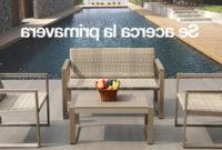 Muebles Jardin Corte Ingles Txdf Coleccià N De Terraza Y Jardà N De El Corte Inglà S 2016
