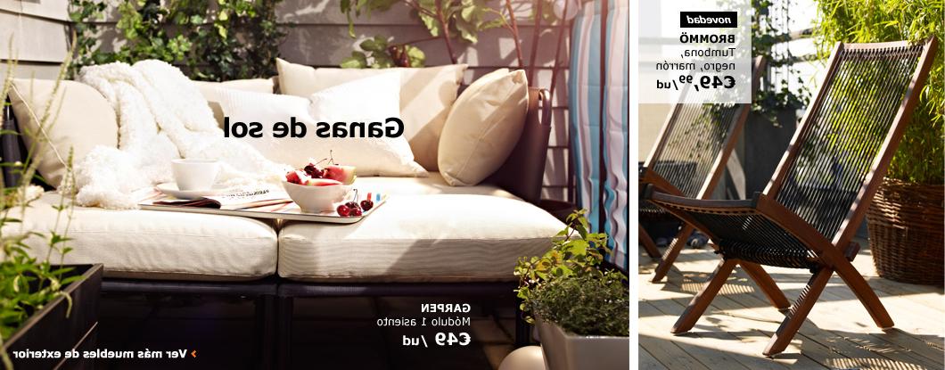 Muebles Jardin Ikea Q5df Muebles De Exterior