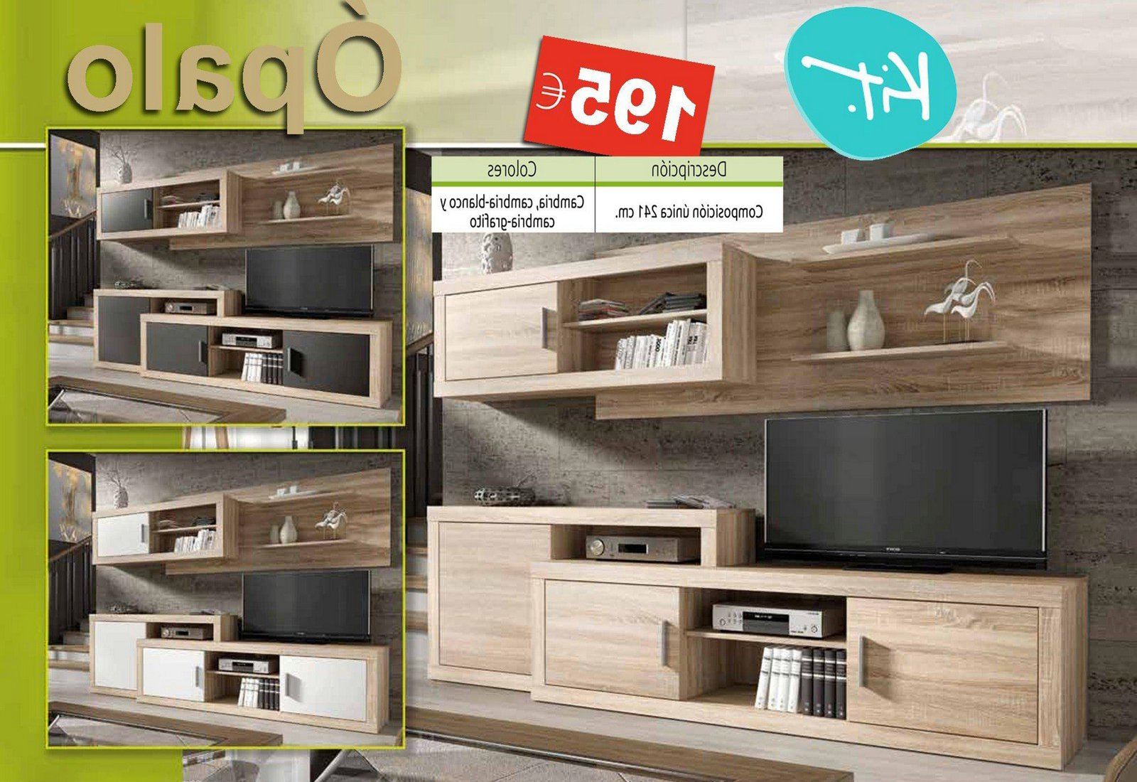Muebles Kit Salon Y7du Muebles Kit
