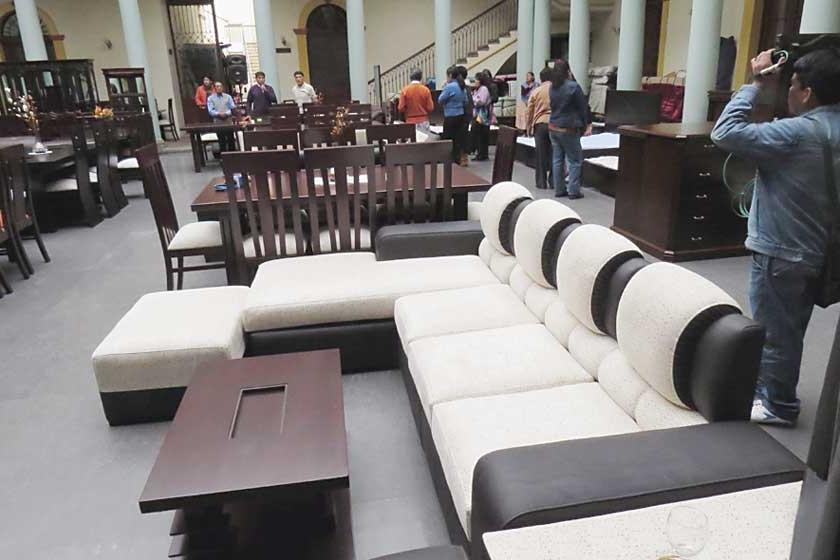 Muebles La Paz O2d5 Ferias Del Mueble Se Abren Paralelamente En Sucre