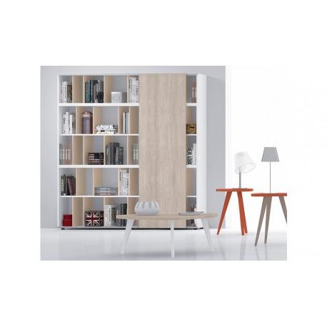 Muebles Librerias 9fdy Mueble De Salà N Con Puertas Librerà A Cà Rcega Prar Librerà as En
