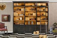 Muebles Librerias Q0d4 Fantastico Muebles Librerias Para Salon Unique Libreria Cl Sica Con