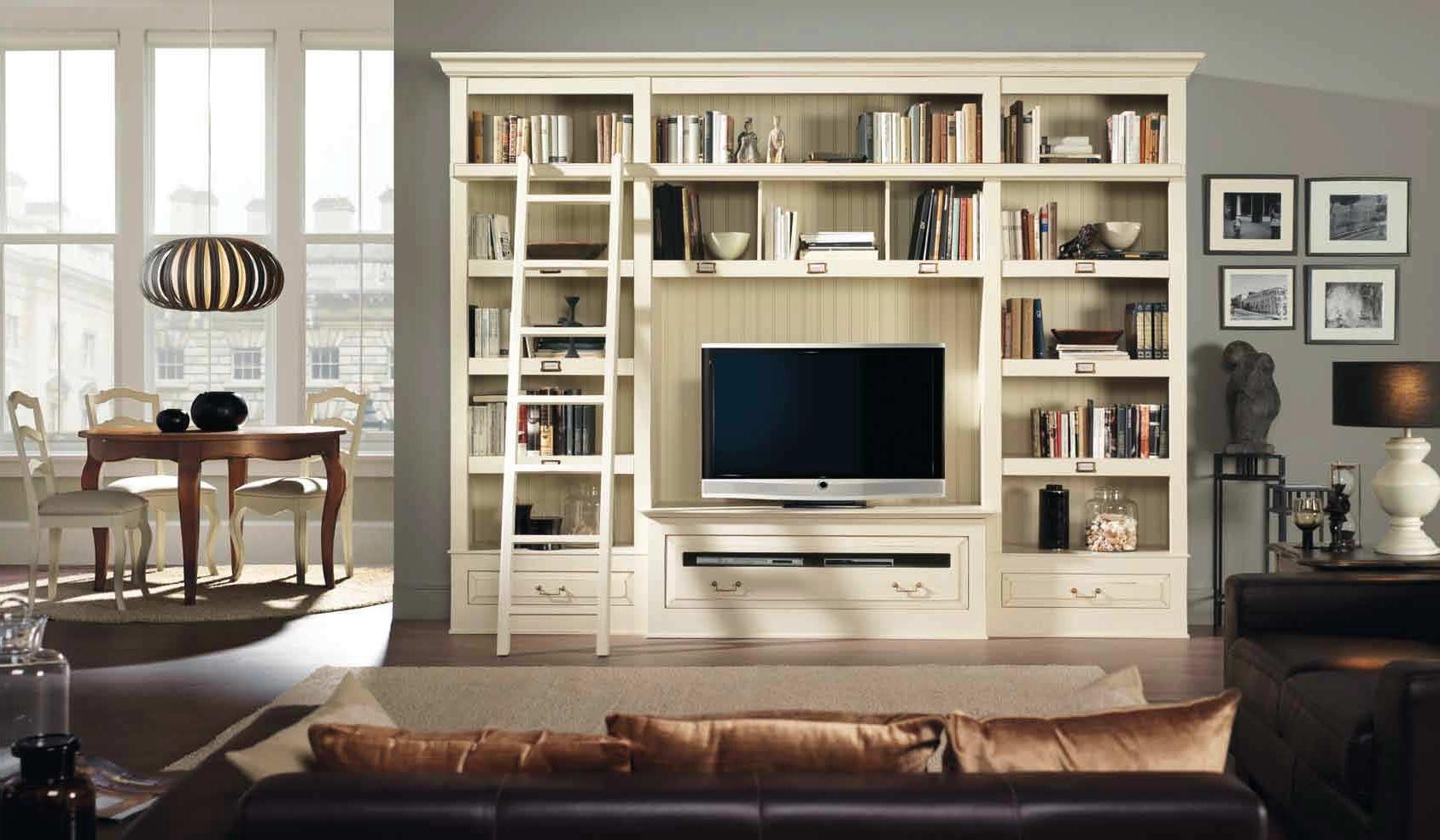 Muebles Librerias Qwdq Librerà A Mueble De Tv Clà Sico Urbano En Portobellostreet
