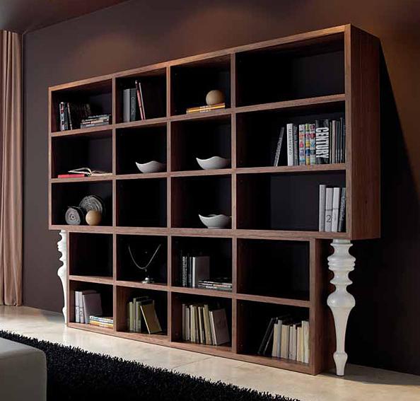 Muebles Librerias S5d8 Libreria Moderna Candolim En Portobellostreet