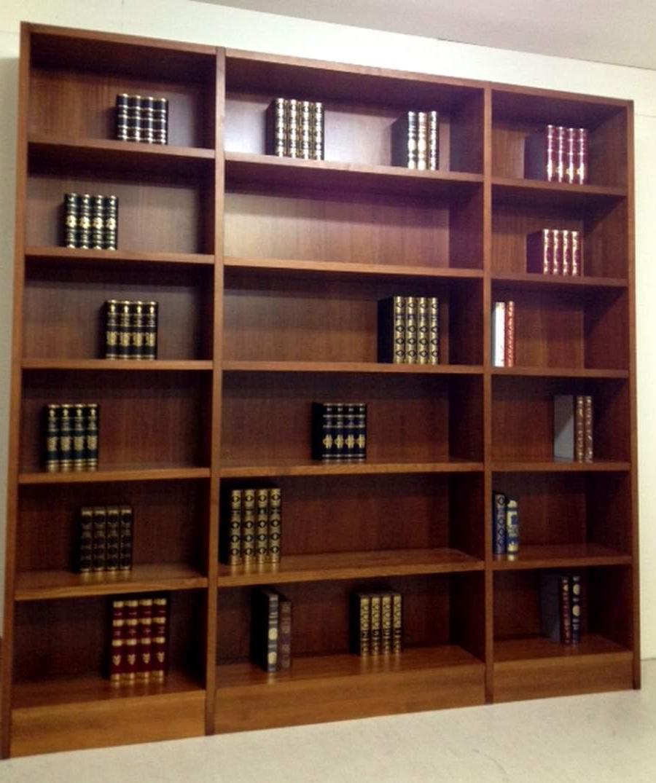 Muebles Librerias Wddj Libreria De Madera Maciza A Medida 2 Los Pinos Muebles Madrid
