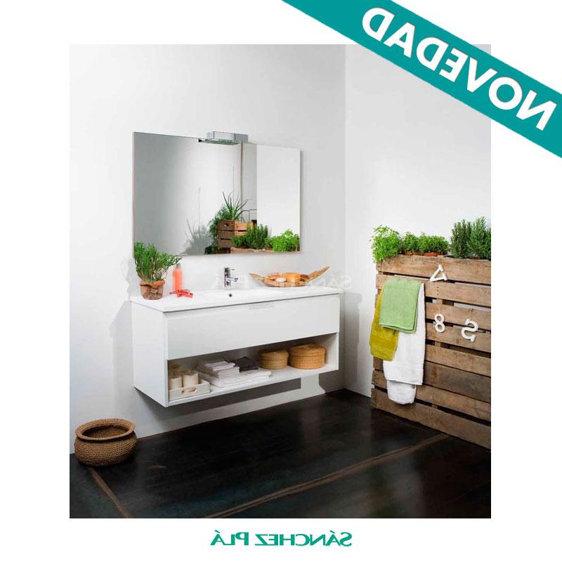 Muebles Life Q5df Mueble De Baà O Con Lavabo De Porcelana Life Baà Os10