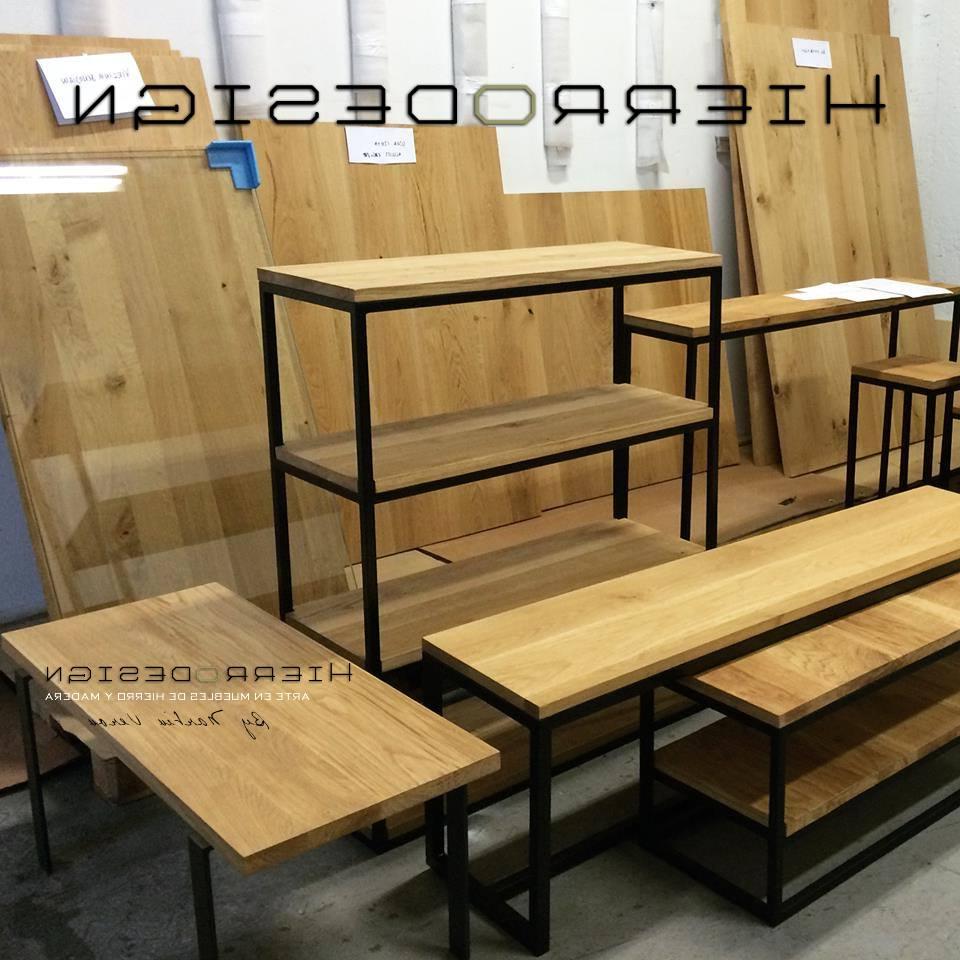 Muebles Madera Ftd8 Nuestras Obras Hierro Design Fabrica De Muebles En Hierro Y Madera