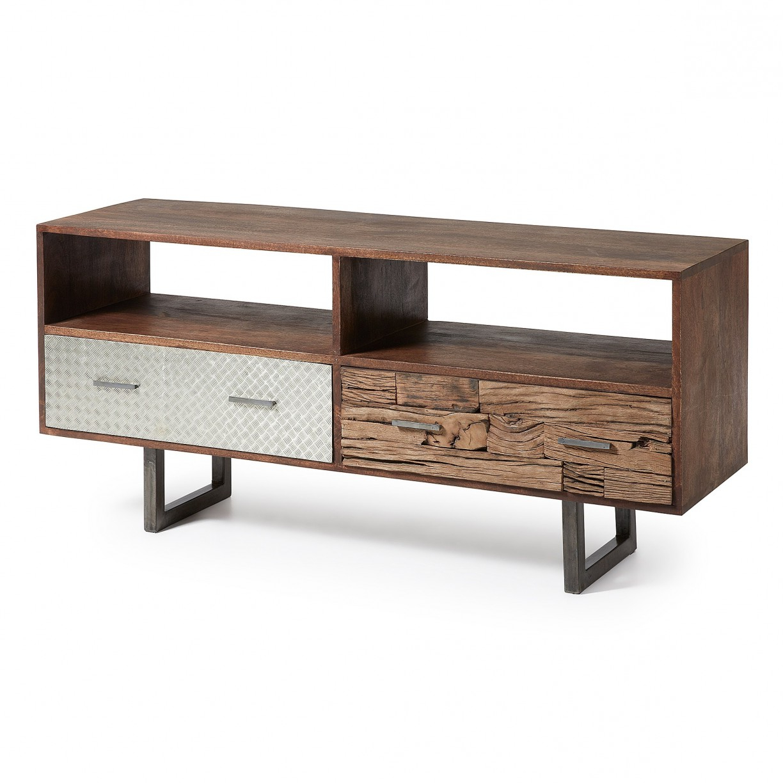 Muebles Madera O2d5 Mueble Televisià N En Madera Reciclada Muebles De T V Loft En Oferta