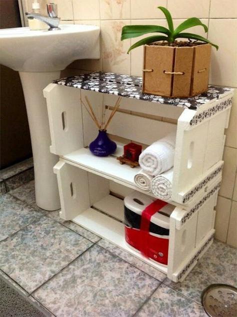 Muebles Manualidades 3ldq Mà S Y Mà S Manualidades Transforma Las Cajas De Madera En Pequeà Os