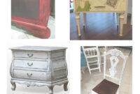 Muebles Manualidades 4pde Reciclar Muebles Decoupage Estarcido Envejecido Decapado