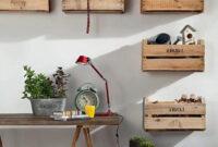 Muebles Manualidades 9fdy Muebles Con Cajas De Frutas Recicladas Manualidades FÃ Ciles Paso A
