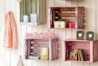 Muebles Manualidades Budm Diy En Un Trix Crea Tus Muebles Con Cajas De Madera Recicladas