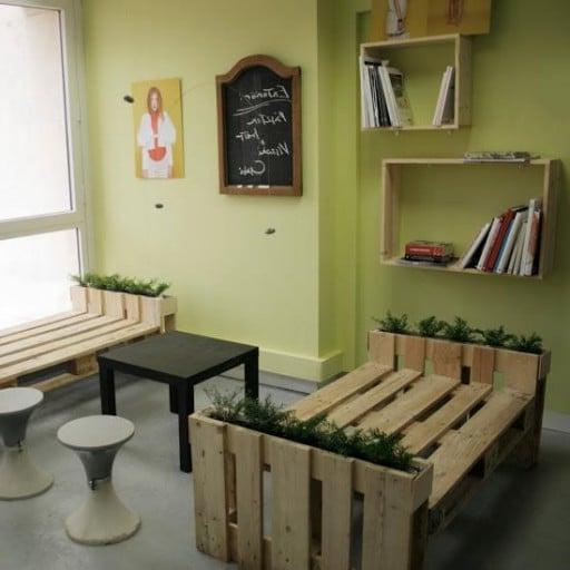 Muebles Manualidades Ftd8 Muebles Con Tarimas Recicladas Moldes Para Manualidades