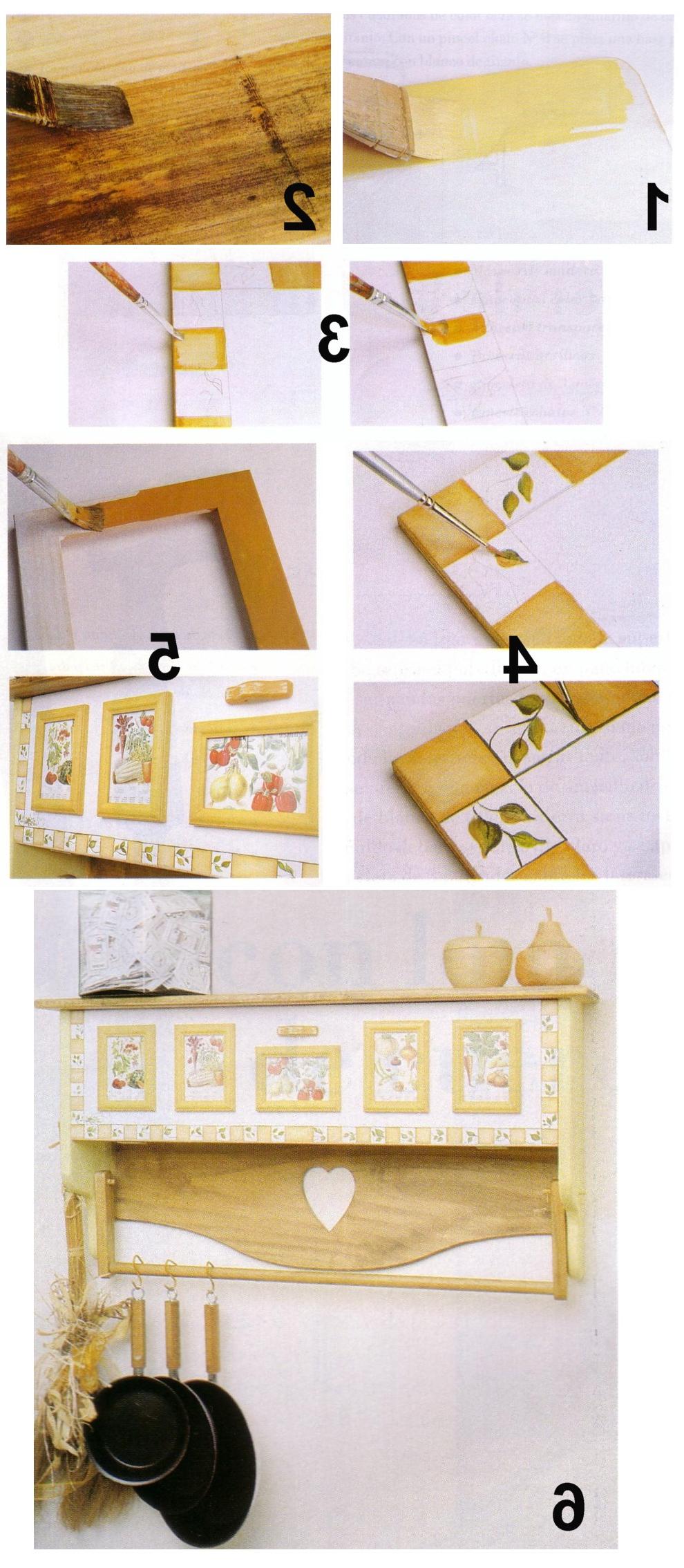 Muebles Manualidades Tldn Bricolaje Hogar Manualidades Cà Mo Trabajar Una Restauracià N