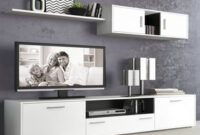 Muebles Modernos Baratos X8d1 Muebles De Salon Modernos Y Baratos En Color Blancografito Dimas
