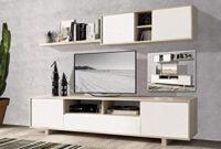 Muebles Modernos Baratos Zwd9 Liquidatodo Muebles De Salà N Modernos Y Baratos En Color Cambrian Natural Blanco Artico