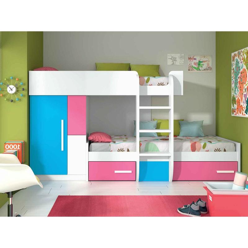 Muebles Noel 9ddf Camas Y Literas Abatibles Con sofà S Mesas Y Dormitorios Juveniles