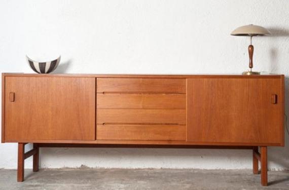 Muebles nordicos Barcelona Nkde Aparadores Estilo Aà Os 50 Imprescindibles Decoracià N Edor