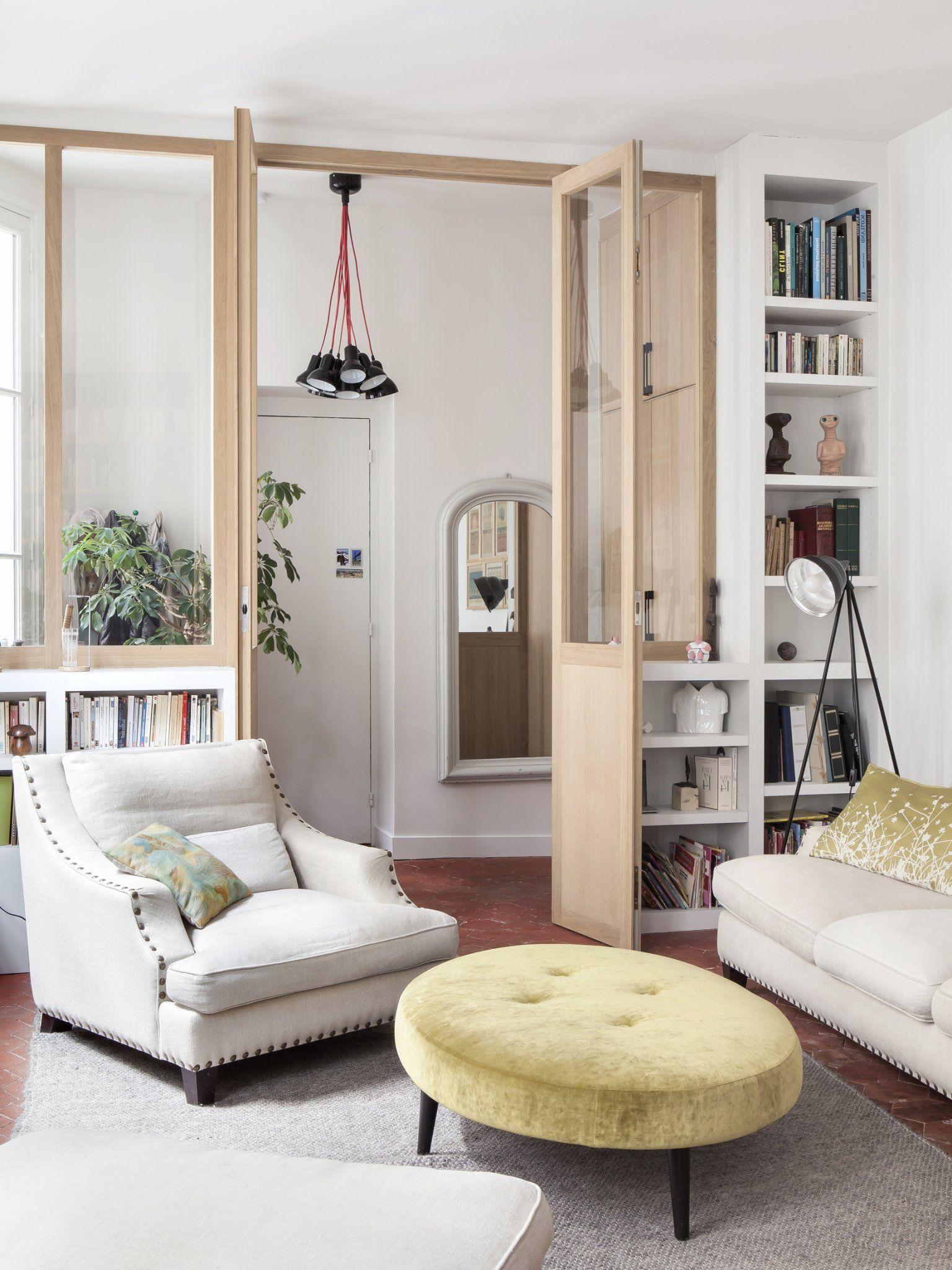 Muebles nordicos Modernos S5d8 Muebles nordicos Modernos Por Encantador Reforma Apartamento Paris