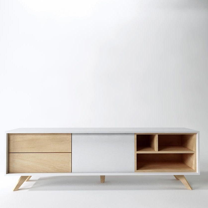 Muebles nordicos Modernos Thdr Mueble De Estilo NÃ Rdico Para Espacios Modernos Muebles En 2019