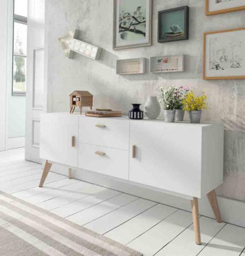 Muebles nordicos Modernos Txdf Aparador Pequeà O Diseà O Nà Rdico