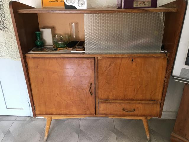 Muebles nordicos Segunda Mano H9d9 Mueble Salà N Aparador Vintage nordico De Segunda Mano Por 180 En