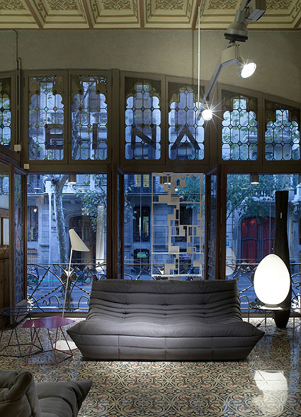 Muebles Online España Q0d4 Cubià à Mobiliario E Iluminacià N Contemporà Neos En Una Joya Del
