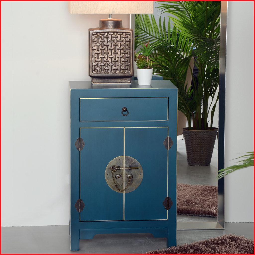 Muebles orientales Online Nkde Muebles orientales Online Mueble oriental Azul 1 CajN