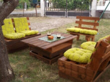 Muebles Palets Jardin Kvdd Mobiliario De Jardà N Con Palets Exclusividad En Tu Patio