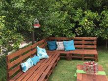 Muebles Palets Jardin Q0d4 30 Diseà Os De Muebles De Palets Para Tu Jardà N â Ideas Creativas