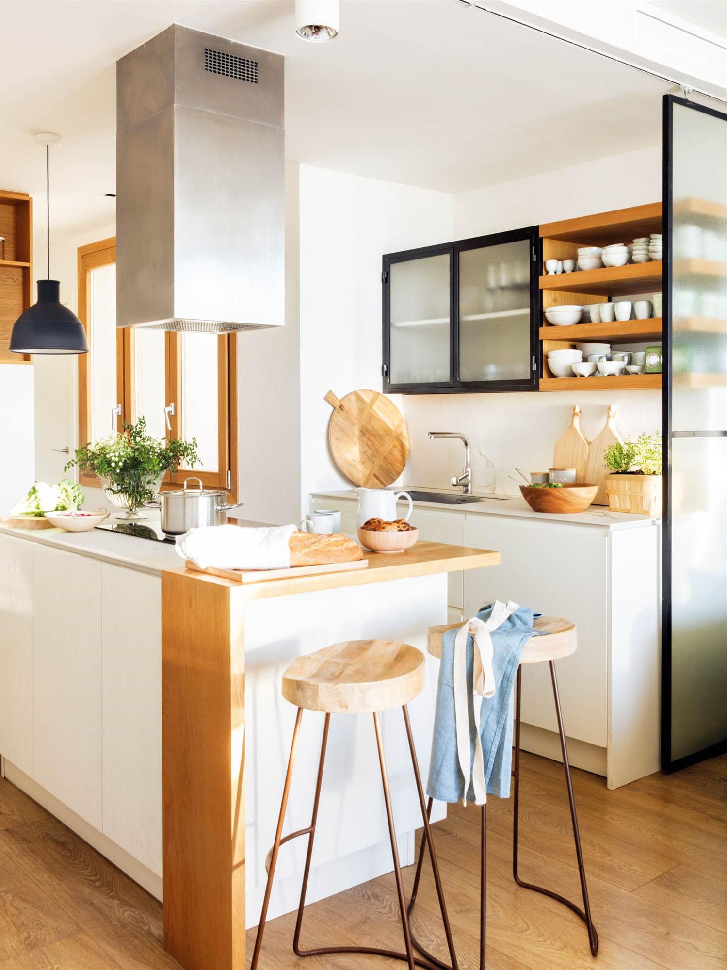 Muebles Para Cocinas Pequeñas E9dx 10 Cocinas Pequeà as Que No Lo Parecen