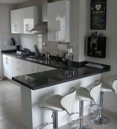 Muebles Para Cocinas Pequeñas Ipdd Desayunador En Cocinas Pequeñas 830x700 Cocinas Pequeà as Con
