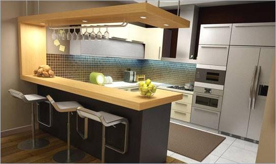 Muebles Para Cocinas Pequeñas Kvdd Muebles Cocina Pequeà A Bueno ...